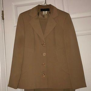 Harve Benard Long Skirt Suit Set